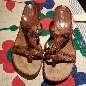 Clark's Artisan shoe's SZ 10